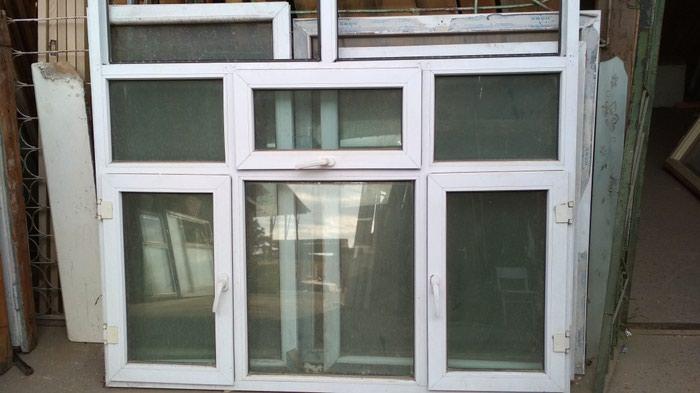 Куплю пластиковые окна и двери бу